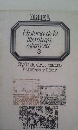 SIGLO DE ORO: WILSON, EDWARD MERYON;