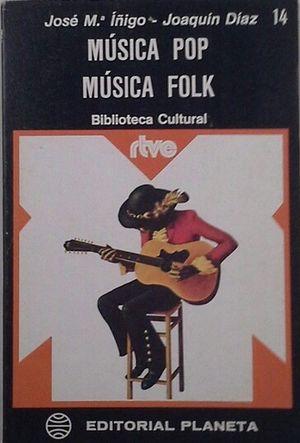 MÚSICA POP, MÚSICA FOLK: IÑIGO, JOSE MARIA;