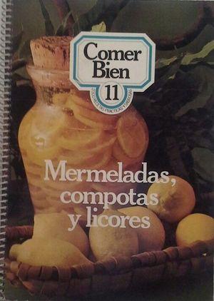 MERMELADAS COMPOTAS Y LICORES: ANONIMAS Y COLECTIVAS