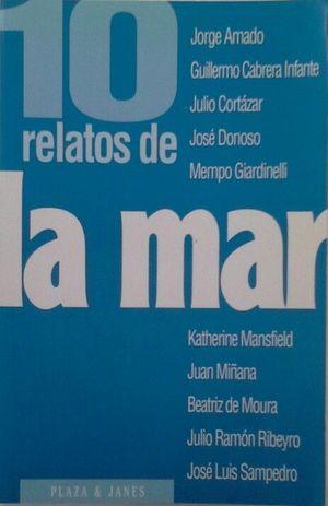 10 RELATOS DE LA MAR: ANTOLOGÍA; AMADO