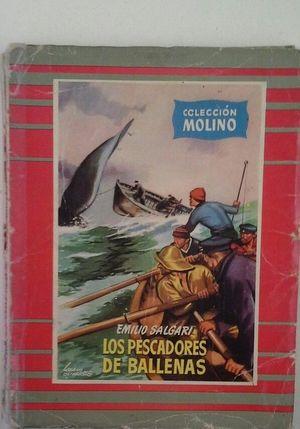 Los pescadores de ballenas (Biblioteca Nueva de Aventuras) (Spanish Edition)