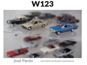 W123 MERCEDES BENZ JOSE PARDO