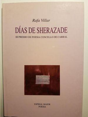 DÍAS DE SHERAZADE: VILLAR GONZÁLEZ, RAFAEL