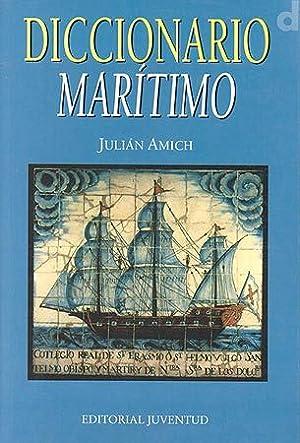 DICCIONARIO MARITIMO: AMICH, JULIÁN