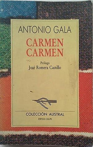 CARMEN CARMEN: GALA, ANTONIO; ANTONIO
