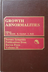 GROWTH ABNORMALITIES - VOL. 56