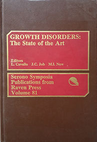GROWTH DISORDERS: THE STATE OF THE ART VOL. 81