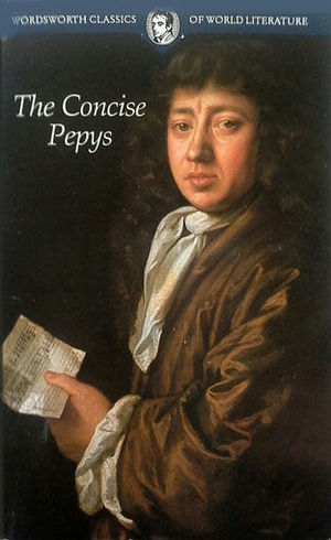 THE CONCISE PEPYS DIARY