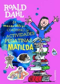 MATILDA. LIBRO DE PEGATINAS: DAHL, ROALD