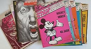 Stripschrift. Tijdschrift voor Striplezers: R. van Eyck,