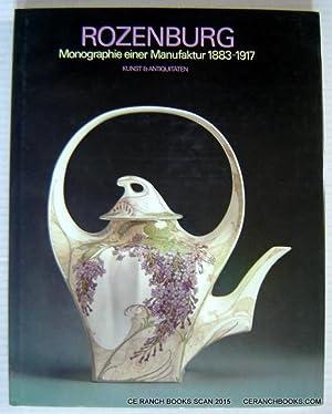 Rozenburg 1883 1917 abebooks for Antiquitaten munchen