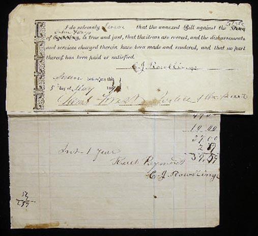 manuscript americana - AbeBooks