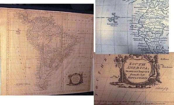 Map of South America (Map of South America) [Good] (bi_56455860) photo