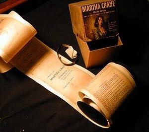 Martha Crane a Realistic Novel: Gorham, Charles