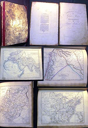 A General Atlas of Ancient and Modern Geography.: Butler, Samuel