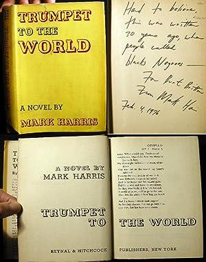 Trumpet The World: Harris, Mark