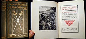 Great Battles of The World: Crane, Stephen