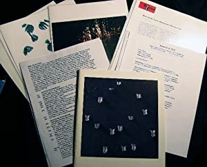 Blane De St. Croix Art Catalog, Related Ephemera & Typed Letter Signed From the Artist: Art - ...