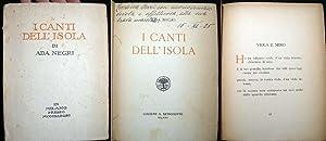 I Canti dell' Isola: Negri, Ada