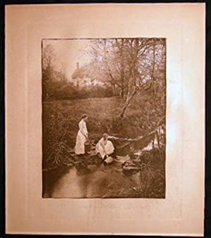 At Shottery Brook Photogravure Plate By James: Photography - 19th