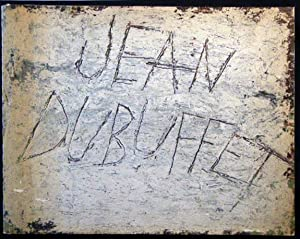 The Drawings of Jean Dubuffet Translated from: Cordier, Daniel