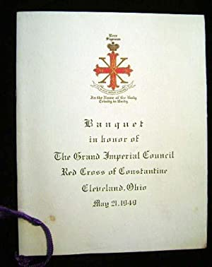 Banquet in Honor of the Grand Imperial: Red Cross of