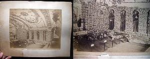 C. 1880 Albumen Photograph of the Ossuario (Ossuary) at the Santa Maria Della Concezione Dei ...