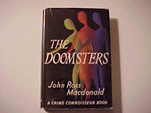 THE DOOMSTERS.: MacDonald John Ross