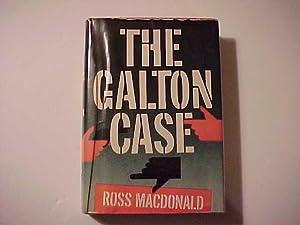 THE GALTON CASE.: MacDonald, Ross
