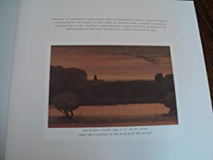 One Hundred Paintings (LIMITED EDITION) SIGNED/REMARQUED: Russell Chatham