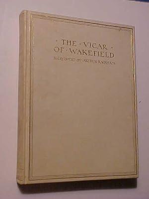 THE VICAR OF WAKEFIELD: RACKHAM, Arthur (illus.)