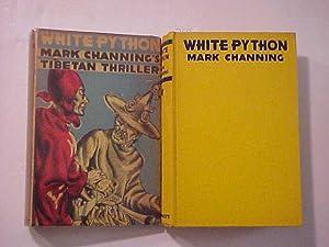 WHITE PYTHON.: CHANNING, Mark