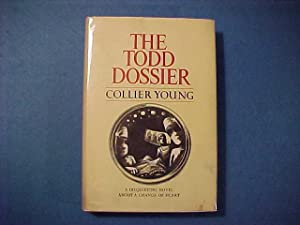 THE TODD DOSSIER.: Bloch, Robert (as Collier Young)