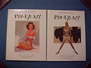 THE GOLDEN AGE OF PIN-UP ART books One & Two: BECATTINI, Alberto