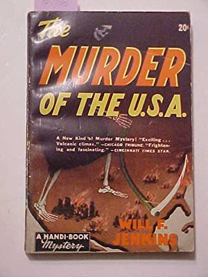 THE MURDER OF THE U.S.A.: JENKINS, Will F.