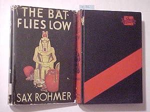 THE BAT FLIES LOW.: ROHMER, Sax