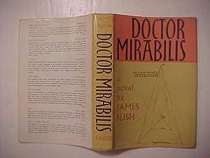DOCTOR MIRABILIS: BLISH, James