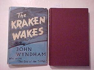 THE KRAKEN WAKES.: WYNDHAM, John