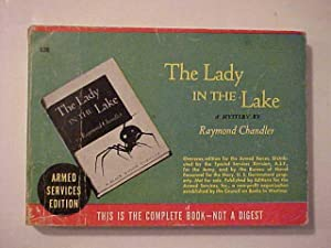 THE LADY IN THE LAKE: CHANDLER, Raymond