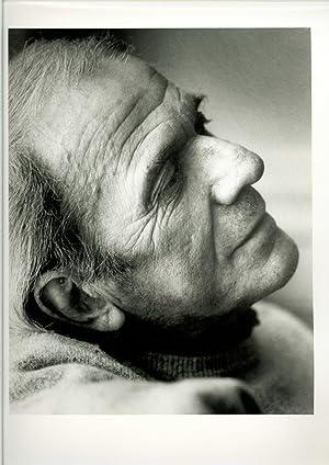 Rare portrait photographique du philosophe: DELEUZE Gilles