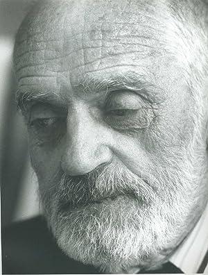 Portrait photographique de face: MONOD Théodore