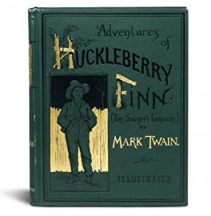 Adventures of Huckleberry Finn (Tom Sawyer's Comrade): Clemens, Samuel]. Twain,