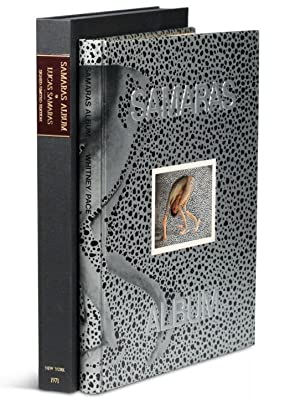 Samaras Album. Autointerview. Autobiography. Autopolaroid.: Samaras, Lucas
