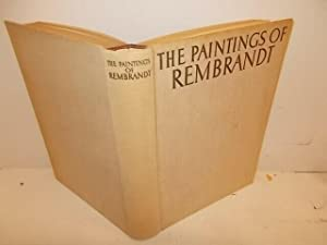 The Paintings of Rembrandt: bredius, A