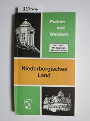 Niederbergisches Land : e. Handbuch für d.: Mühlinghaus, Hermann: