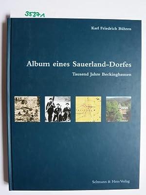 Album eines Sauerland-Dorfes: Bühren, Karl Friedrich: