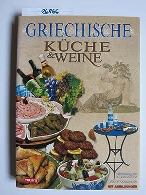 Griechische Küche & Weine : lokale Spezialitäten,: Souli, Sofia: