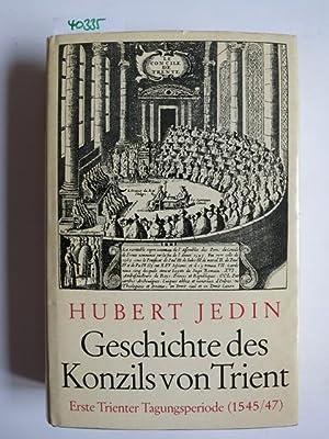 Geschichte des Konzils von Trient. Band II.: Jedin, Hubert: