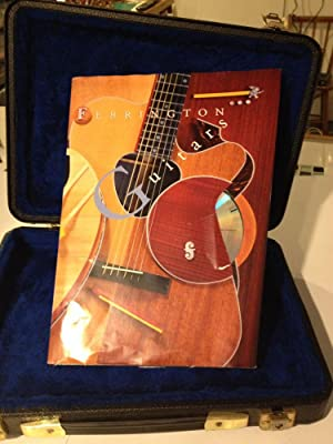 Ferrington Guitars Featuring the Custom - Made Guitars of Master Luthier Danny Ferrington: ...