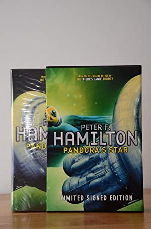 Pandora's Star (Limited Edition): Peter F. Hamilton